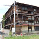 東岡町遊郭 -奈良県-