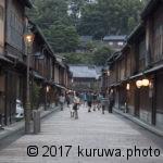 東郭(ひがし茶屋街) -石川県-